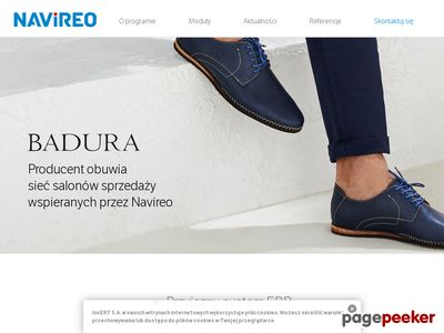 Navireo- system ERP