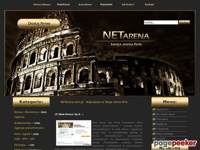 NETarena.com.pl - Twoja arena firm