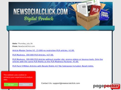 Article Master Series :: 15000 No Restriction PLR Articles Pack 1
