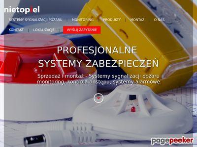 Elektroniczne Systemy Zabezpieczeń Rafpol - Rafał Nietopiel