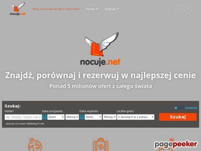 Tanie hotele w całej Polsce