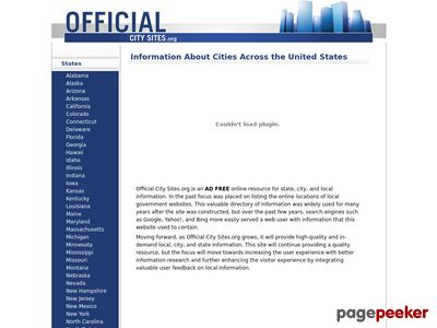 officialcitysites.org