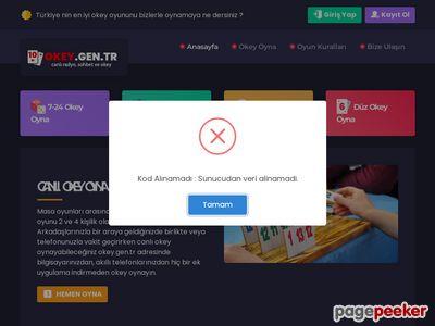 okey.gen.tr