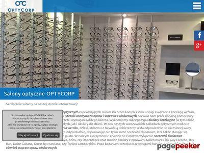 OPTYCORP badanie dna oka