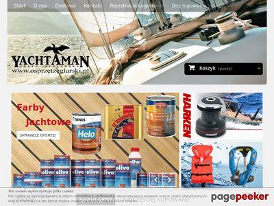 Internetowy Sklep żeglarski Yachtaman