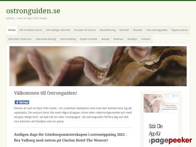 Ostronguiden - http://ostronguiden.se