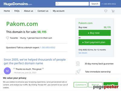 pakom.com