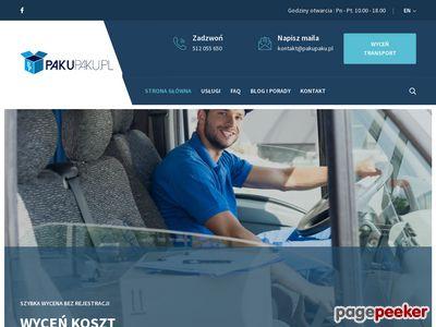 Przeprowadzki Rumia - pakupaku.pl