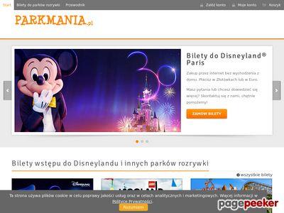 Bilety do disneylandu - parkmania.pl
