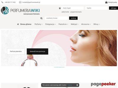 Perfumy sklep internetowy – dla niej i dla niego