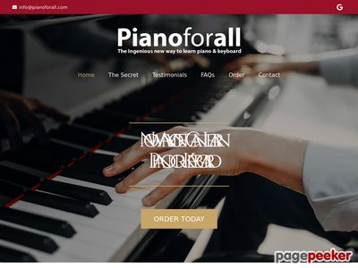 Pianoforall | Learn Piano & Keyboard | 200 Video Lessons Pianoforall | Learn Piano & Keyboard | 200 Video Lessons pianoforall