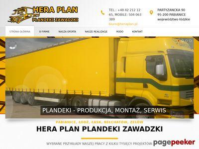 Plandeki-zawadzki.com.pl producent plandek