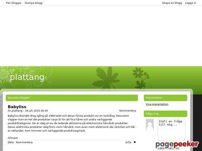 Platt�ng - B�sta Butiken Online! - http://plattang.bloggplatsen.se