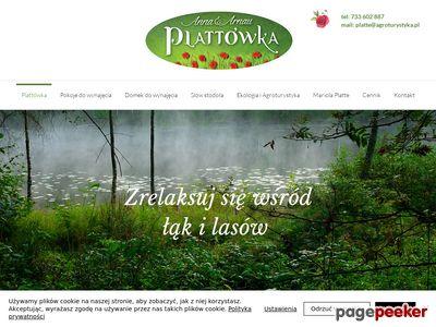 Agroturystyka na Mazurach - Plattówka