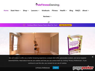 Pole Dancing Lessons For Everyday Women To Lean At Home Online — The Pole Fitness Oasis 1