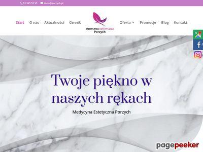 Medycyna Estetyczna w Bydgoszczy Porzych
