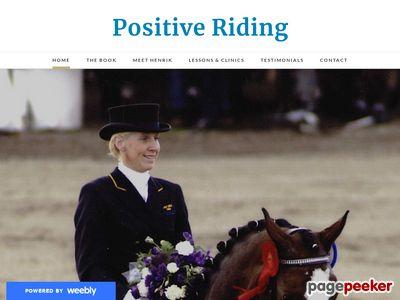 positiveriding.com
