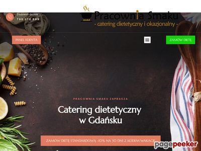 Smaczny catering dietetyczny - Pracownia Smaku