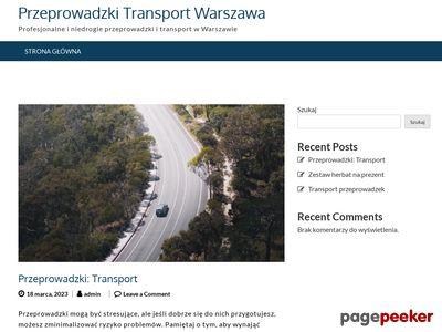 Taksówki Bagażowe Warszawa