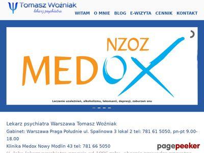 Psychiatra Warszawa Praga