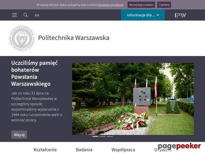 pw.edu.pl thumbnail