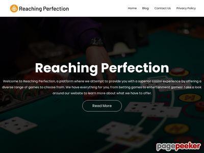 reachingperfection.com