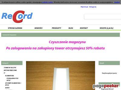 Recordsklep.com.pl - kabel hdmi