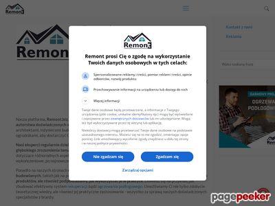 Usługi Remontowe, Remont i Budowa, Dębica, Tarnów, Mielec, Rzeszów