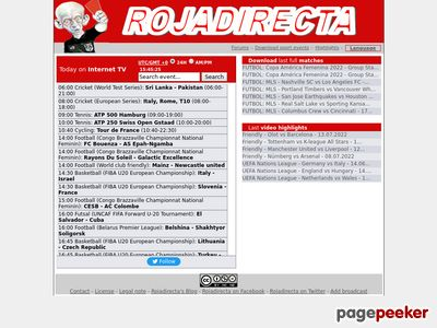 Unblock Rojadirecta.com