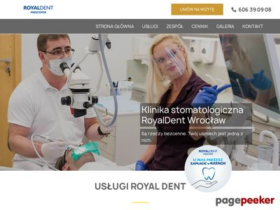 Royal Dent - implanty, stomatologia