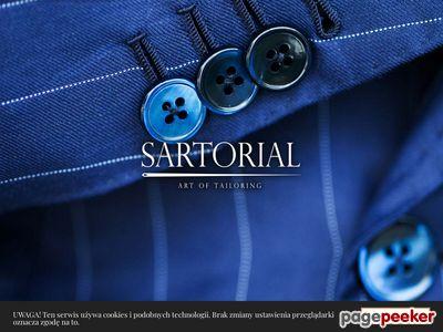 Sartorial - garnitury na miarę Warszawa