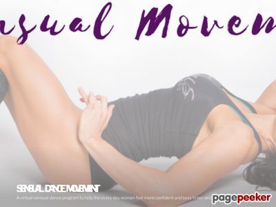 Sensual Dance Movement – A virtual sensual dance program to help the every day woman feel more confident and sexy in her skin. 1