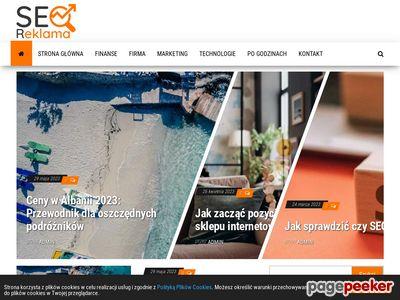 Reklama internetowa - tworzenie stron i pozycjonowanie