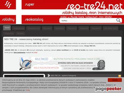Seo-TRE24.net - katalog stron