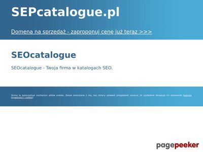SEOcatalogue.pl - Darmowy katalog stron