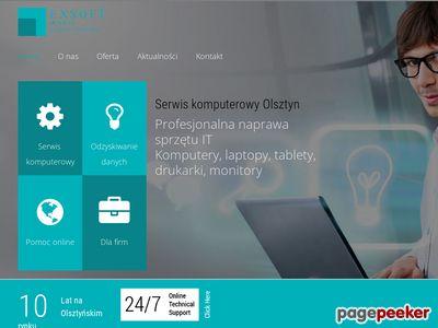 Serwis komputerowy w Olsztynie DINGO