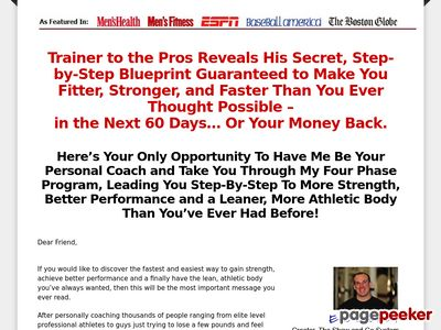 Show and Go Training by Eric Cressey | Show and Go Training by Eric Cressey 1