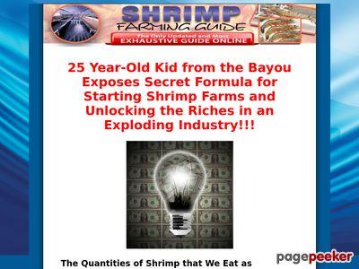 Shrimp Farming Guide shrimpfarminginfo