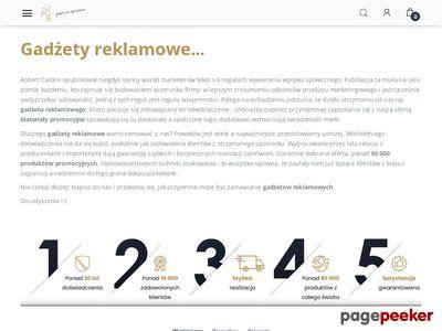 Gadżety Reklamowe Dla Firm - side.com.pl