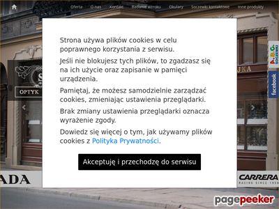 SIEJKA Okulary przeciwsłoneczne Opole