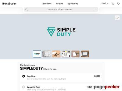 simpleduty.com