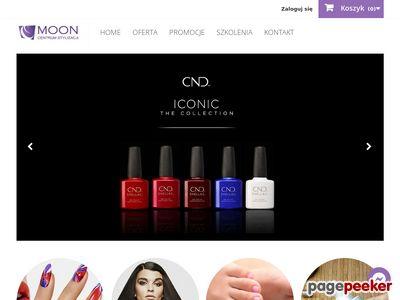 CS MOON sklep internetowy, hurtownia kosmetyki profesjonalnej - Moon
