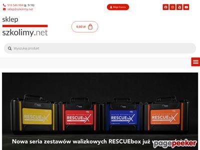 Sklep z Asortymentem Medycznym -Defibrylatory AED - Sprzęt medyczny