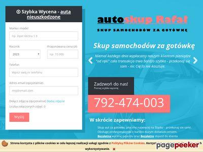 Skup samochodów Sosnowiec