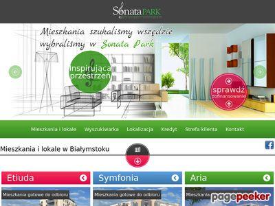 Sonatapark.pl - mieszkania w Białymstoku