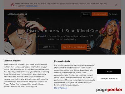 Fexell's Soundcloud! House musik! - http://soundcloud.com