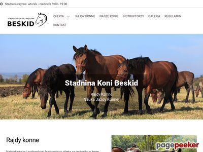 Stajnia Terenowo Rajdowa Beskid - Stadnina Koni