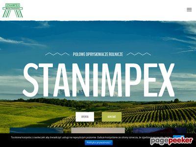 Stanimpex Opryskiwacze