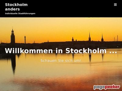 Stockholm anderes