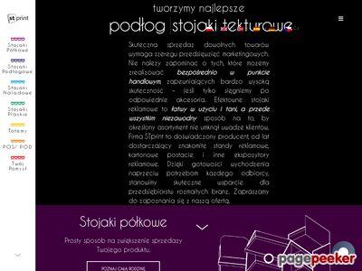 stojakitekturowe.pl